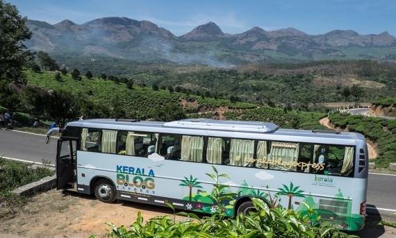 Autobuzul Kerala Blog Express