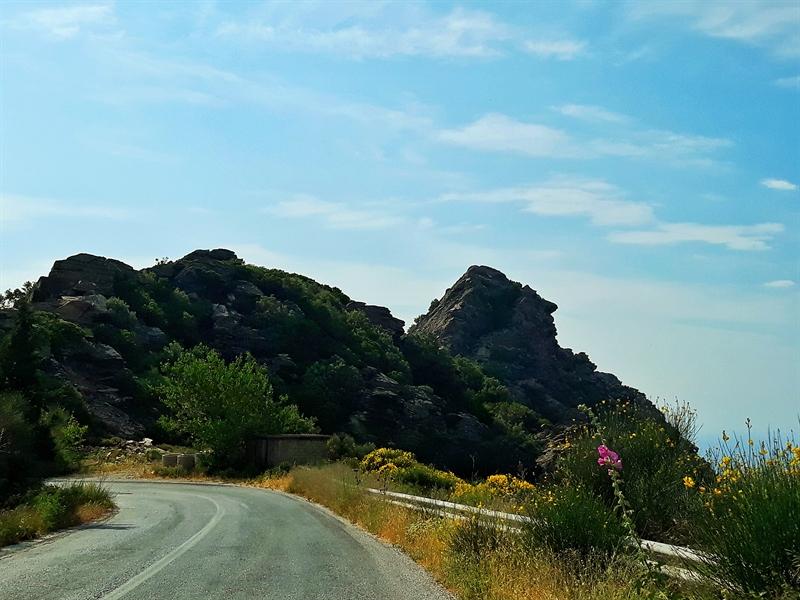 Stânca Indianului Ikaria