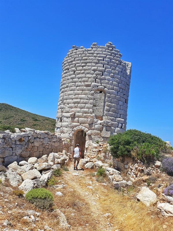 Fortăreața Drakano Faros Ikaria