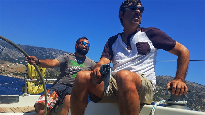 echipaj vas de croazieră