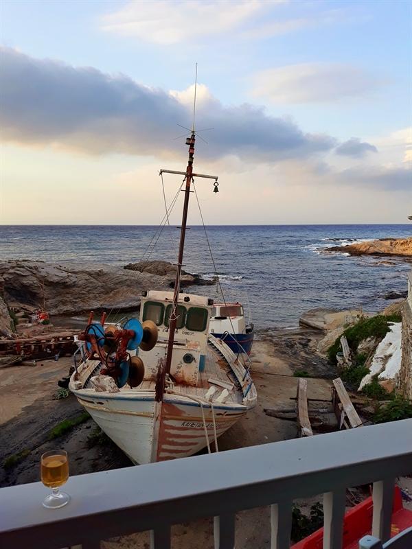 taverna kialaris gialiskari Ikaria