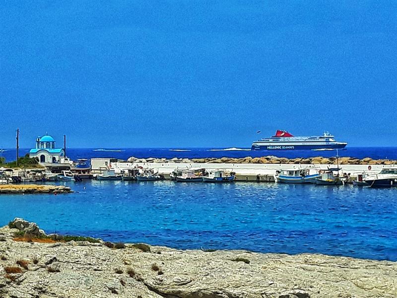 ferryboat Ikaria
