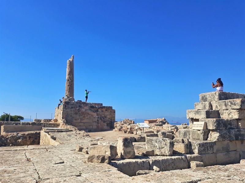 Templul lui Apollo Insula Aegina