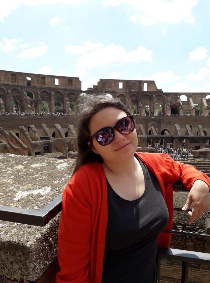Simona Ciocârlan Roma