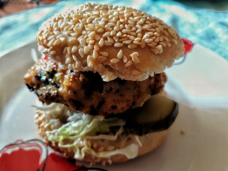 hamburger chifla