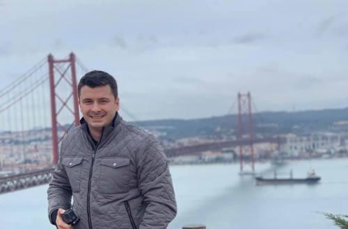 Radu Voinea blogger