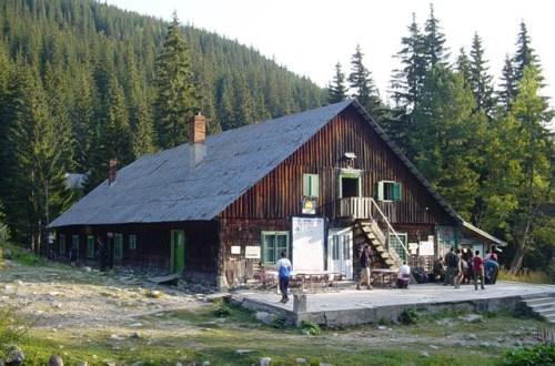 cazări în România cabana Pietrele