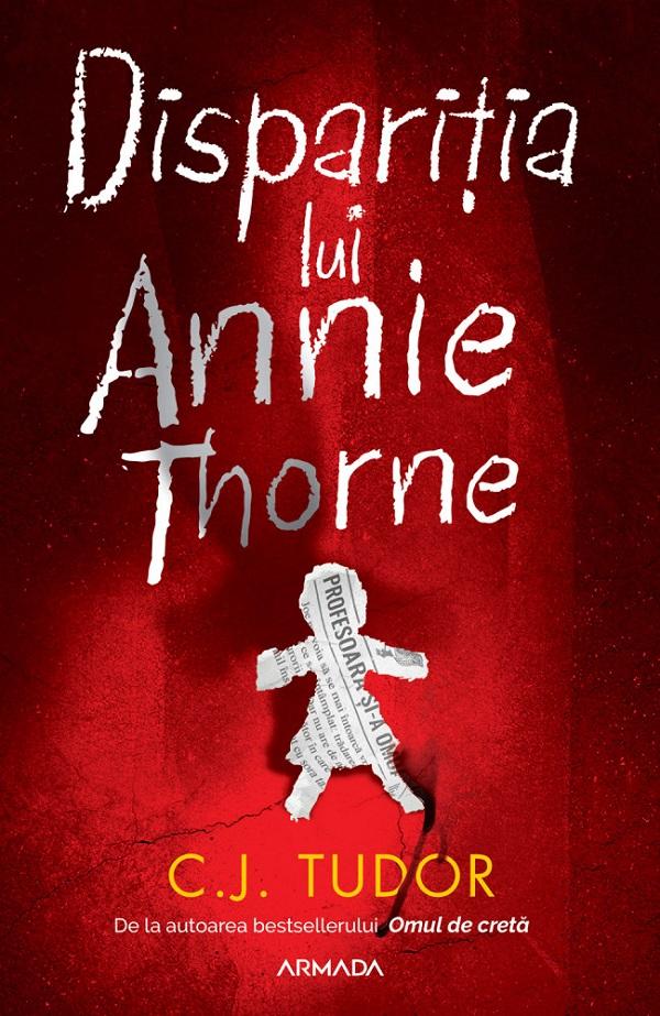 volum dispariția lui Annie Thorne