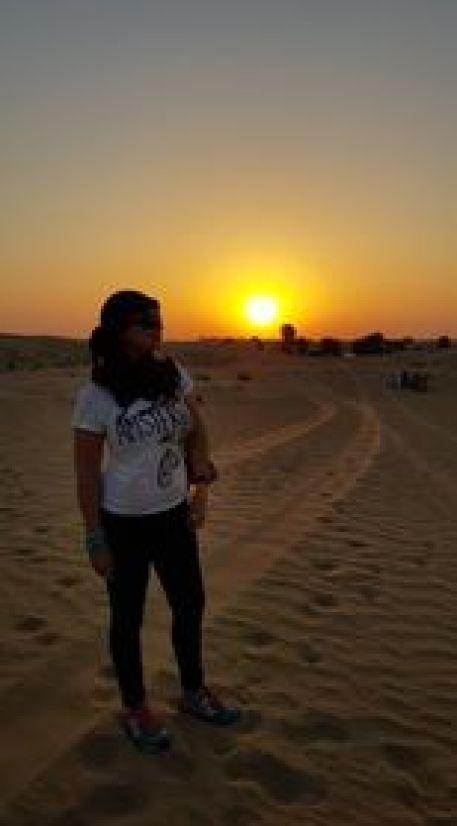 călătorii deșert