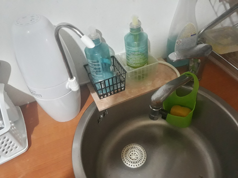 filtru de apă pentru robinet Aquaphor modern