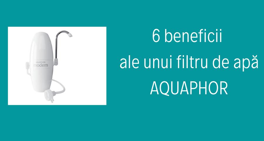 filtru de apă