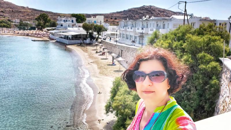 plaja vari insula Syros