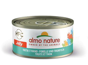 HFC Jelly Trout and tuna