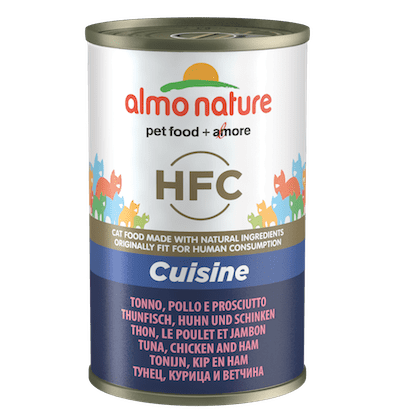 HFC Cuisine Tuna, Chicken and ham