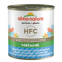 HFC Natural Atlantic tuna