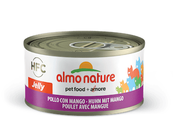 HFC Jelly Chicken with mango