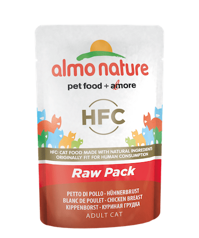 HFC Raw Pack Chicken Breast
