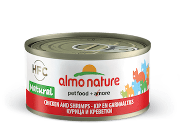 HFC Natural Chicken and Shrimps
