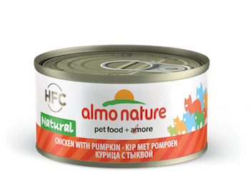 HFC Natural Chicken with pumpkin