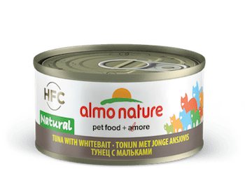 HFC Natural Tuna with Whitebait