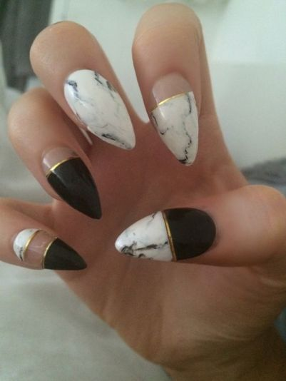 How To Shape Nails Step By Step
