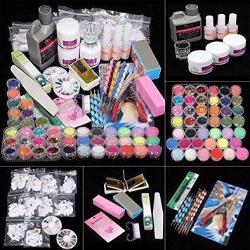 Best Acrylic Nail Kits 2018