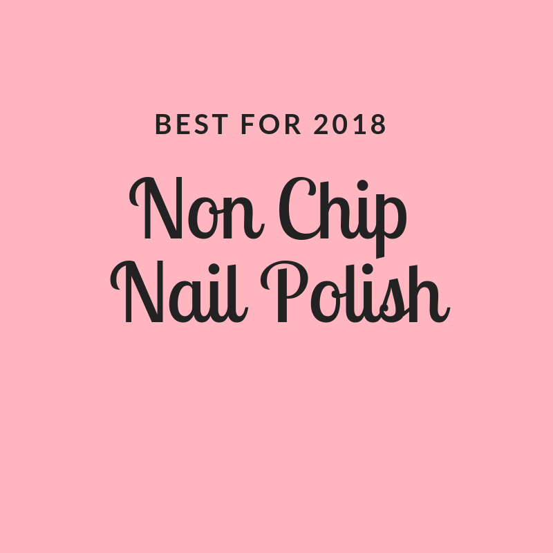 Non Chip Polish Article