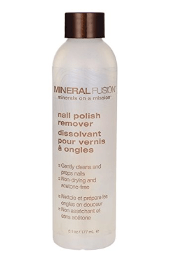 Mineral Fusion Remover for Brittle Nails