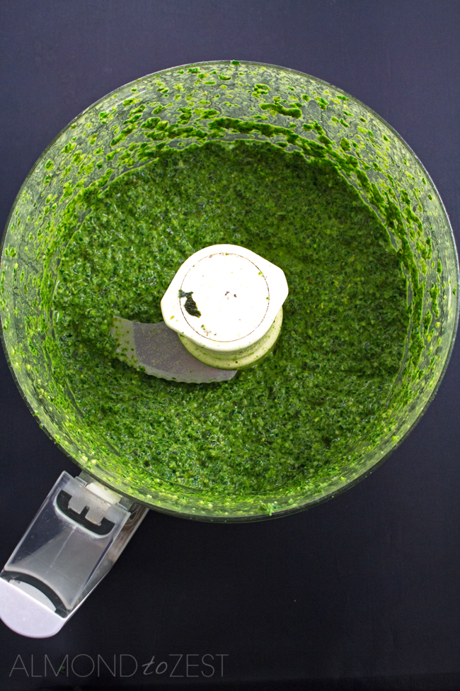 Nori Pesto