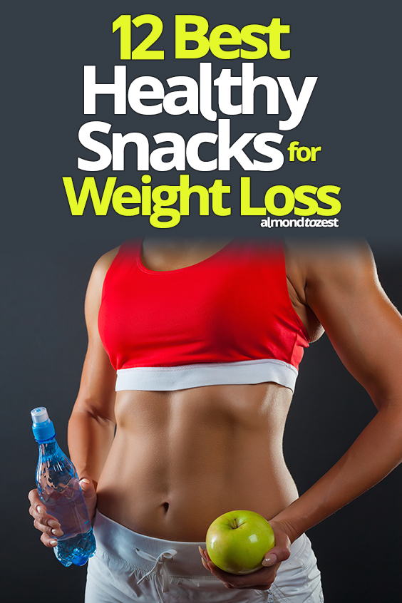 If you're have trouble losing weight and eating too many calories try these delicious healthy snacks for weight loss