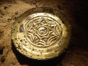 Saxon Brooch