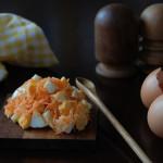 Surprisingly Delicious 3 Ingredient Egg Salad/Spread