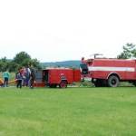 Children's Firefighting Drill