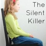 Sitting: The Silent Killer