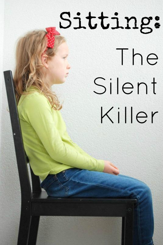sitting the silent killer