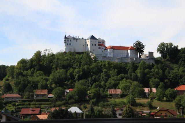 Castle of Slovenske Lupca - Almost Bananas