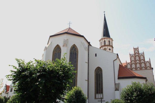 Church of St. James, Levoca, Slovakia - Almost Bananas