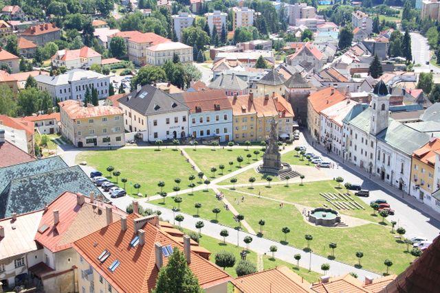 Kremnica, Slovakia - Almost Bananas