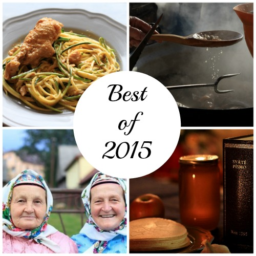 Best of 2015 on Almost Bananas
