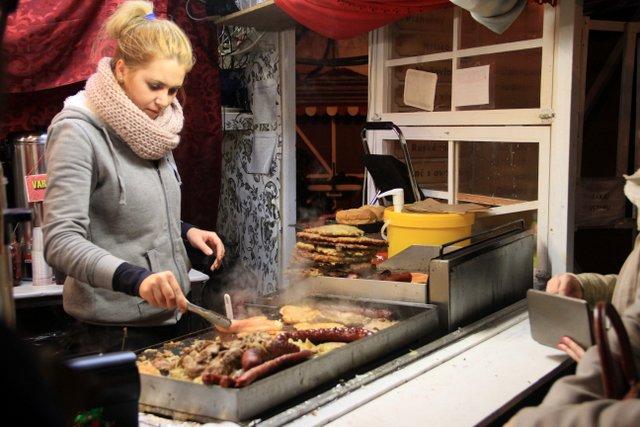 Christmas Market in Bratislava, Trnava