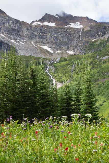 Mt. Trudeau, Valemount, BC, Canada