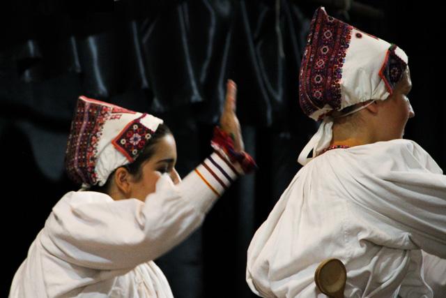 Traditional Slovak dance - Almost Bananas blog
