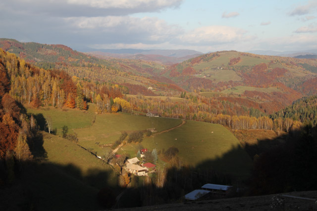 Farm in Central Slovakia