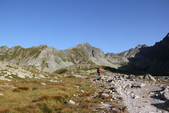 Tatra mountains in Slovakia