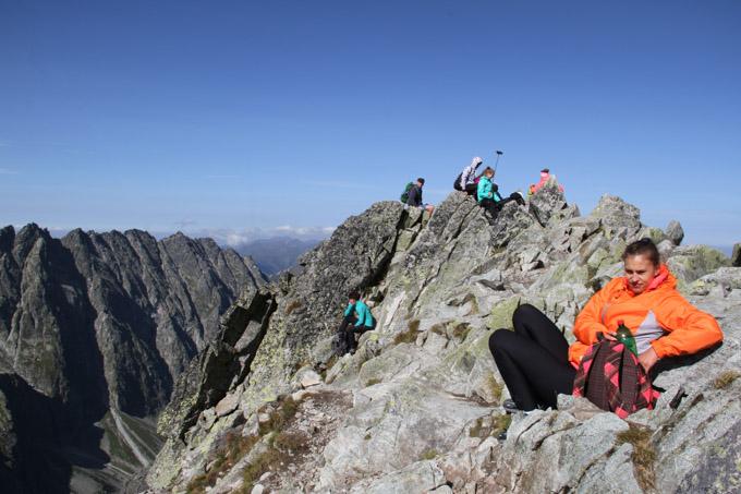 Kôprovský štít, High Tatras, Slovakia