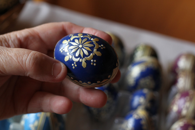 A more simple Slovak Easter egg