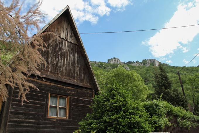 Cottage in Plavecky Mikulas
