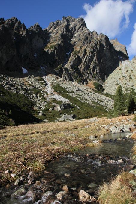 Prostredny hrot, High Tatras, Slovakia