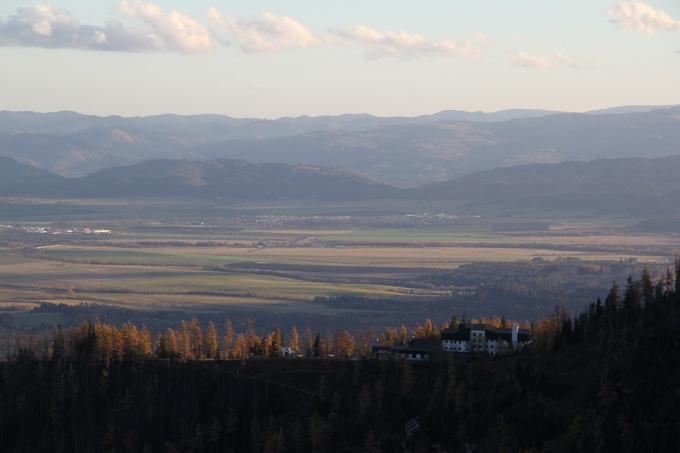 Hrebienok, High Tatras, Slovakia