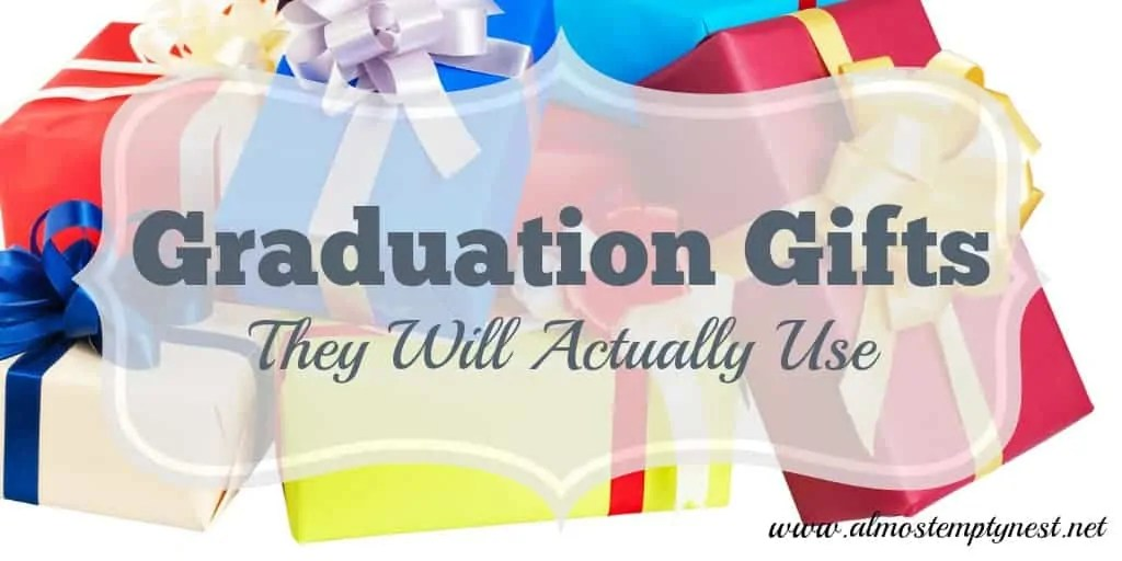 Graduation Gifts They Will Actually Use
